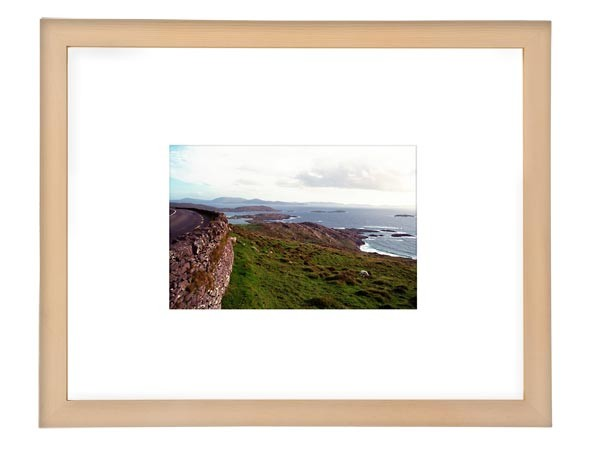 ambiance gallery deep wood frames is rated 45 out of 5 by 63 - Natural Wood Frames