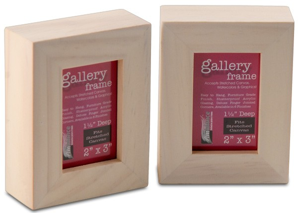ambiance gallery mini wood frames is rated 46 out of 5 by 90 - Mini Frames
