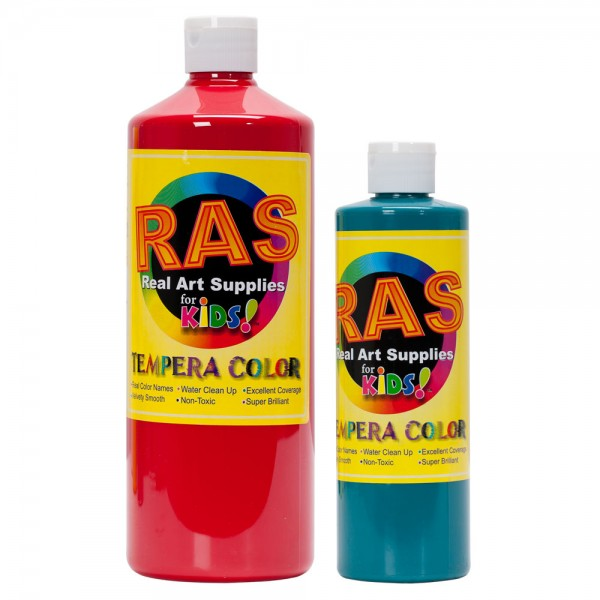 Non Toxic Tempera Water-Soluable Paint