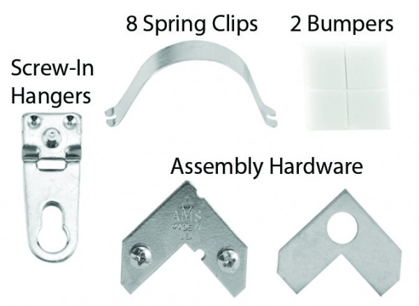 metal frame assembly instructions