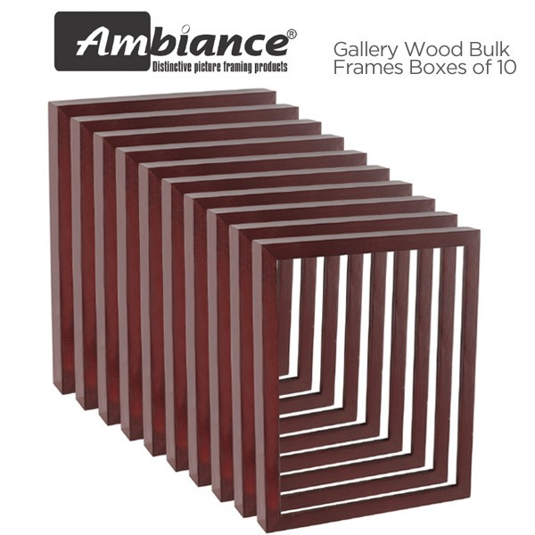 Ambiance Gallery Wood Frames | Ready Made Frames - Jerry's