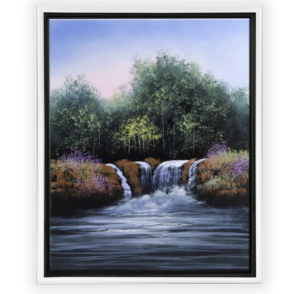 Canvas Floater Frame 3 4 Deep Illusions Jerry S Artarama
