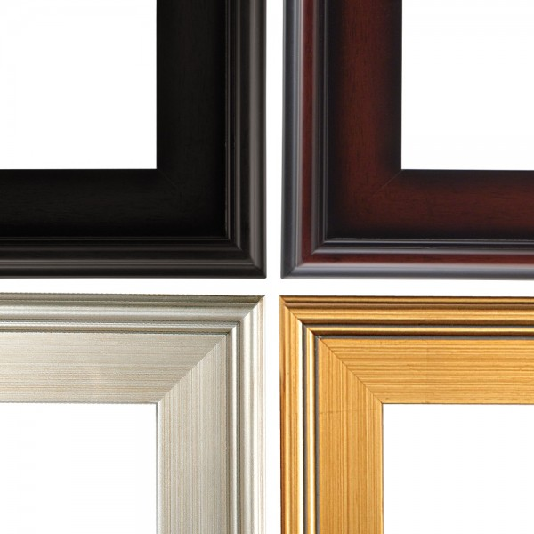 Plein aire frames ready made frames jerrys artarama please note due to the nature of the leaf used finishes on gold and silver leaf plein aire frames may vary from shipment to shipment jeuxipadfo Image collections