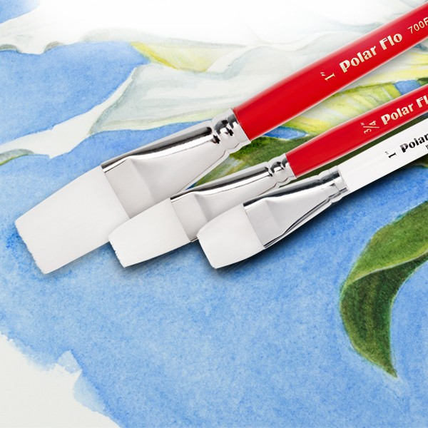 new style 680a6 85b0f Creative Mark Polar-Flo Watercolor Brush Sets is rated 4.6 out of 5 by 8.