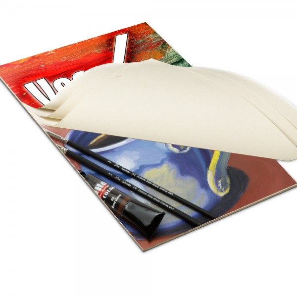 Canvas Pad 11x14 Yes