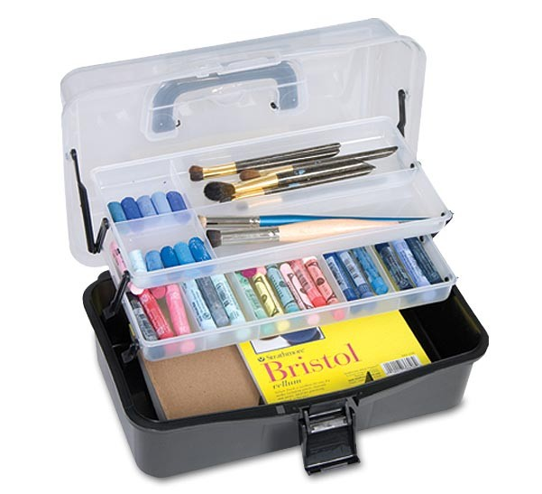 Artport Art Supply Storage Boxes Class Act