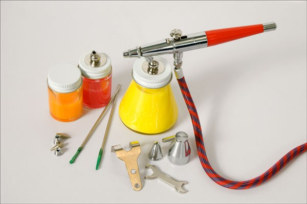 Paasche Airbrushes And Accessories
