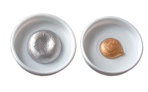 23kt Gold And Silver Tablets
