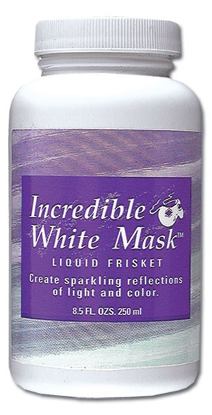 Grafix Incredible White Mask Liquid Frisket