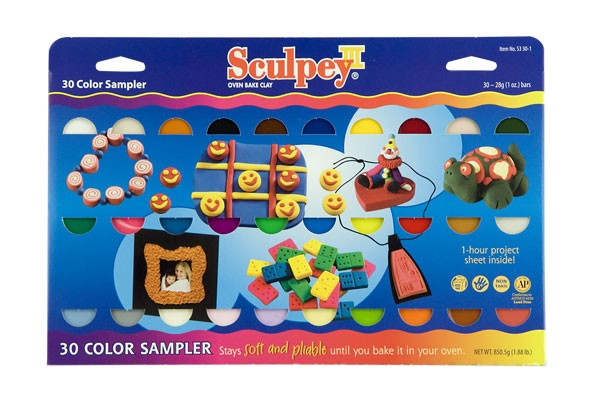 Sculpey Sampler Set