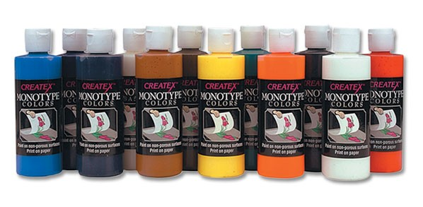 Createx Monotype Color Pro Set