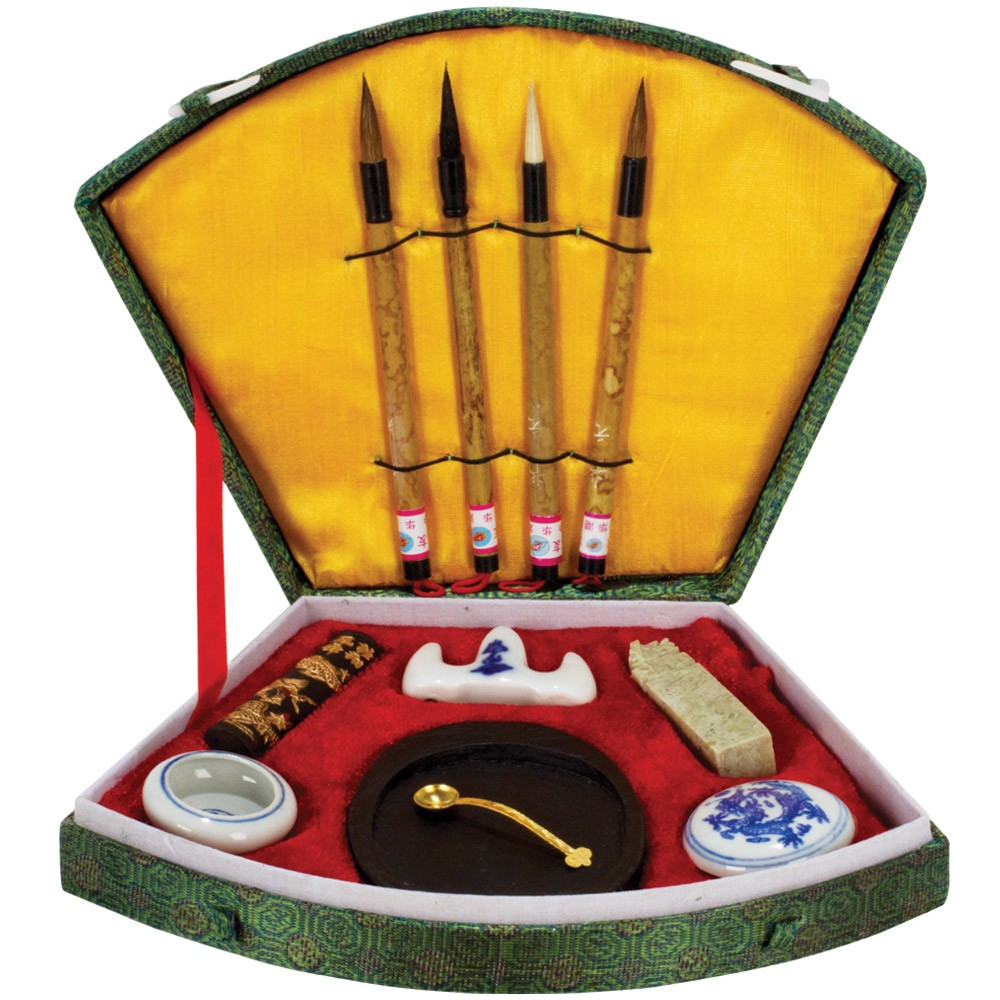 Deluxe Sumi E Painting Sets