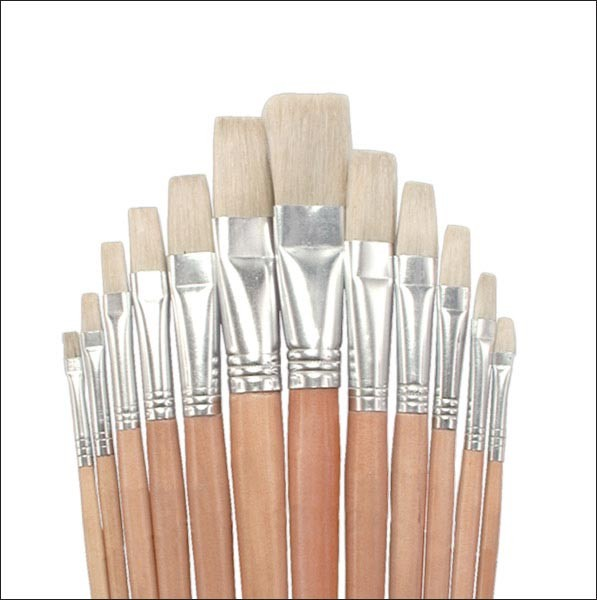 Creative Mark Value Line Chungking Bristle Brush Sets