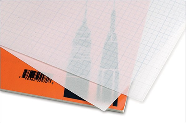 Clearprint 1000H Vellum Fade-Out Pads
