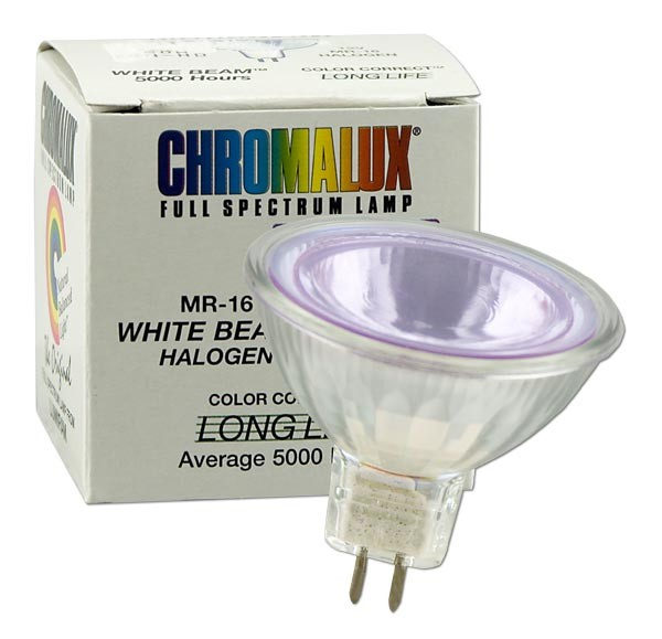 Chromalux Mr 16 Bulbs