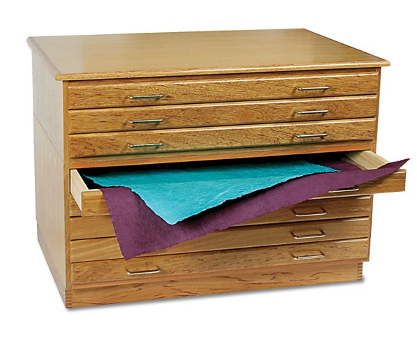 Richeson BEST Oak Flat File Complete Studio Packages