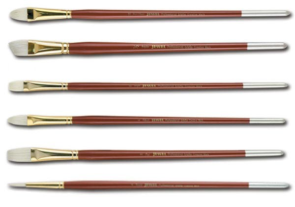 Creative Mark Jewel Bristle Brushes