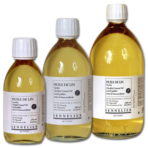Sennelier Oil Color Drying Oils