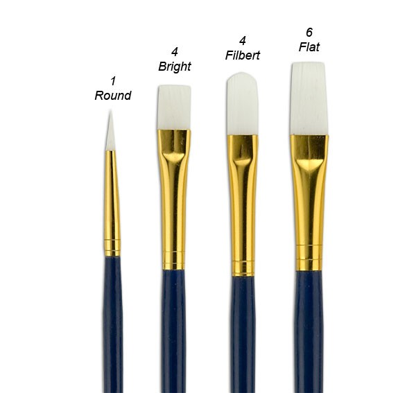 Fundamentals Long Handled Brush Sets