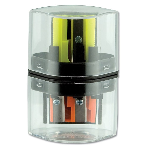 Generals 3 In 1 Pencil Sharpener