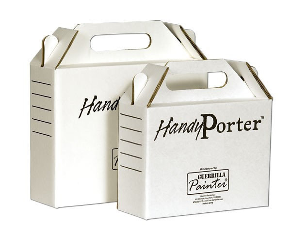 Guerrilla Painter Handy Porters