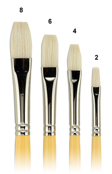 Guerrilla Painter Bristle Brush Sets