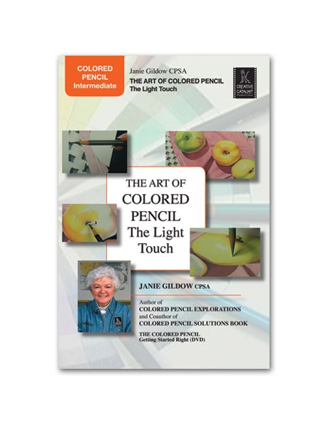 The Art Of Colored Pencil DVD