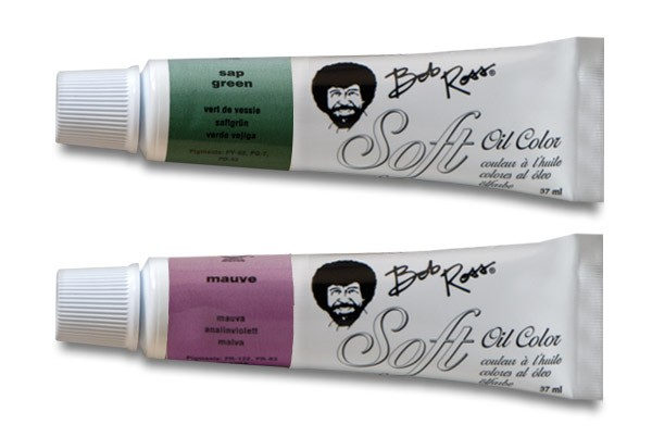 These Soft Oil Colors are ideal for floral and wildlife painting!