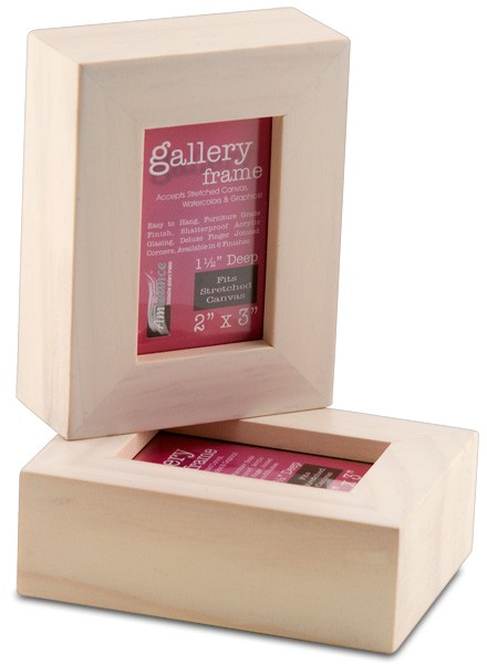 Ambiance Gallery Mini Wood Frames