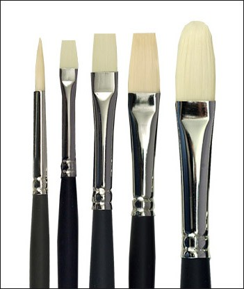 Creative Mark Pro Stroke Powercryl Ultimate Acrylic Brush Class Pack