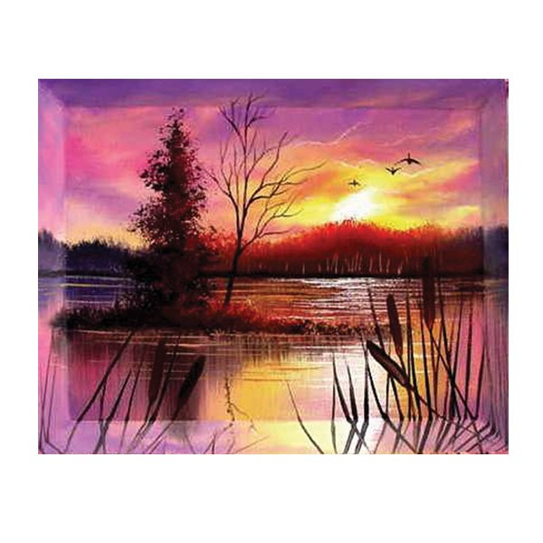 This innovative new painting surface was inspired by master artist Wilson Bickford!