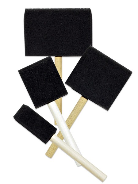Creative Mark Artist Foam Brushes