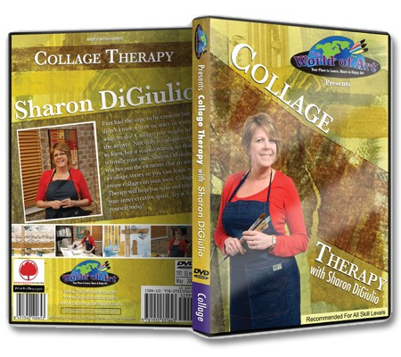 Collage Therapy with Sharon Digiulio
