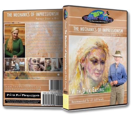 Dick Ensing Dvds and Supply Kits