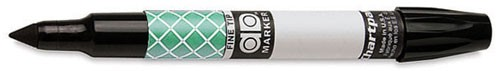 Chartpak Ad Fine Tip Markers