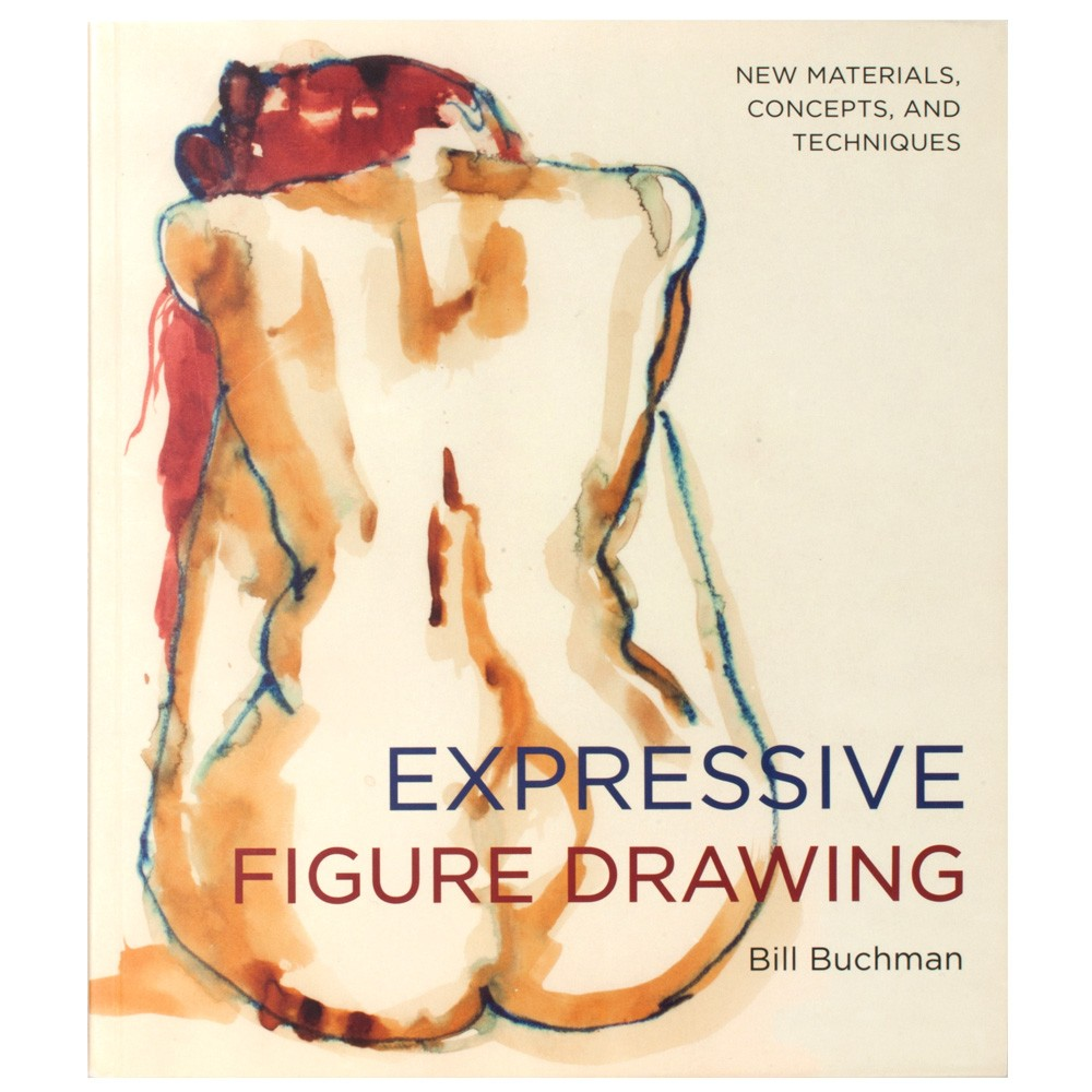 Expressive Figure Drawing Book