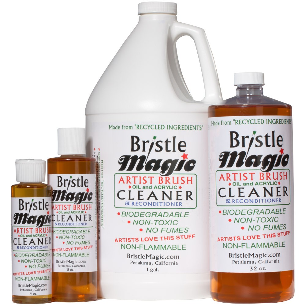 Bristle Magic Cleaner All Sizes