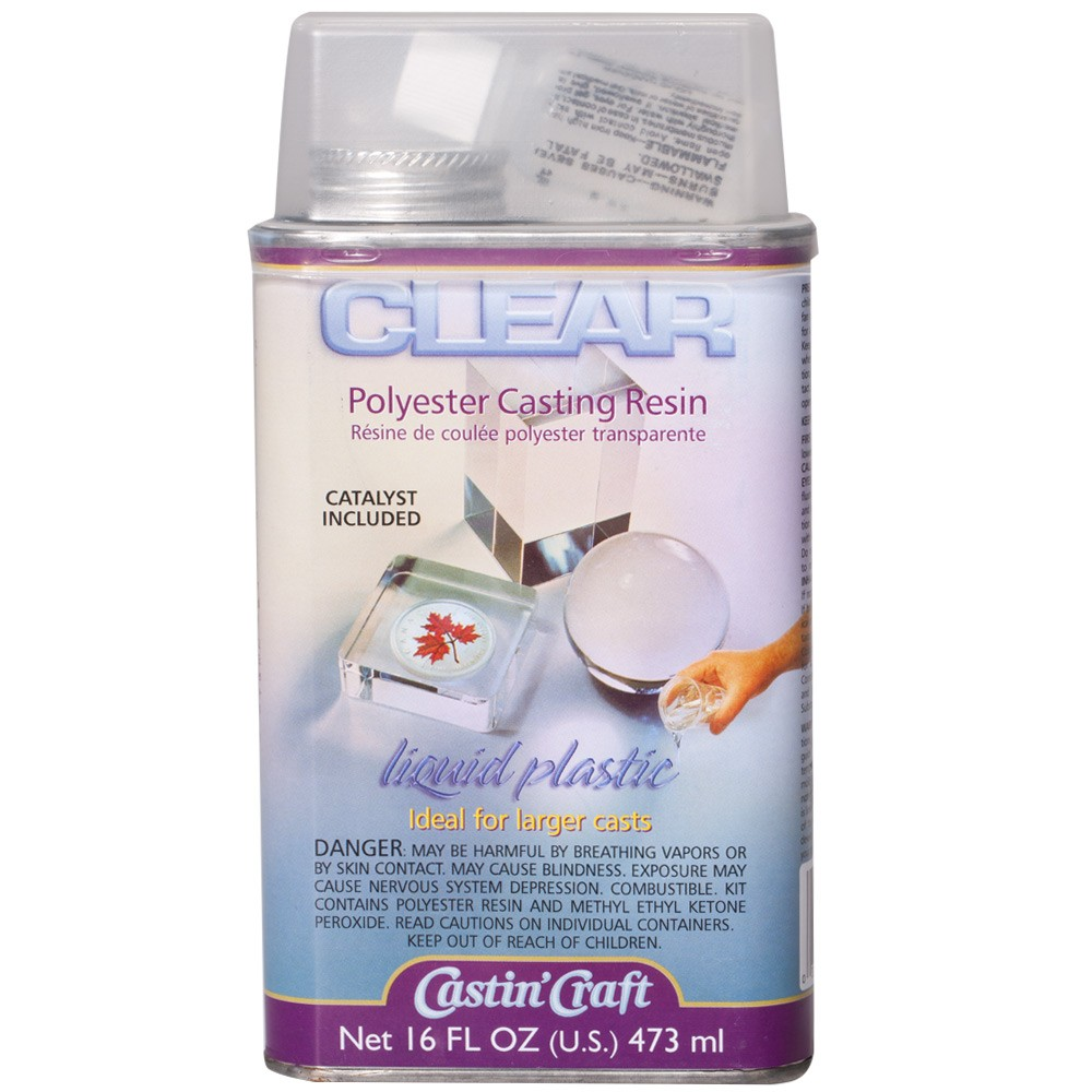 Casting Resin And Catalyst