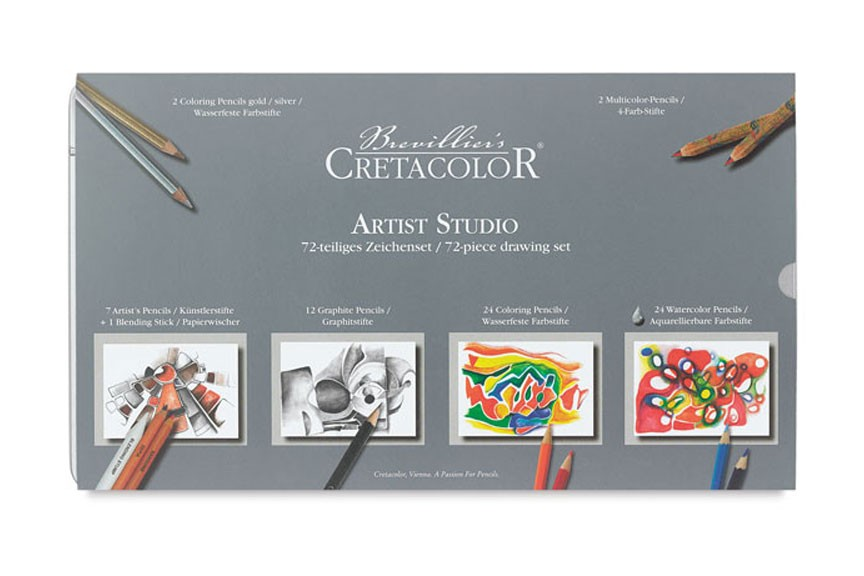 Cretacolor Artist Studio Professional Drawing Sets