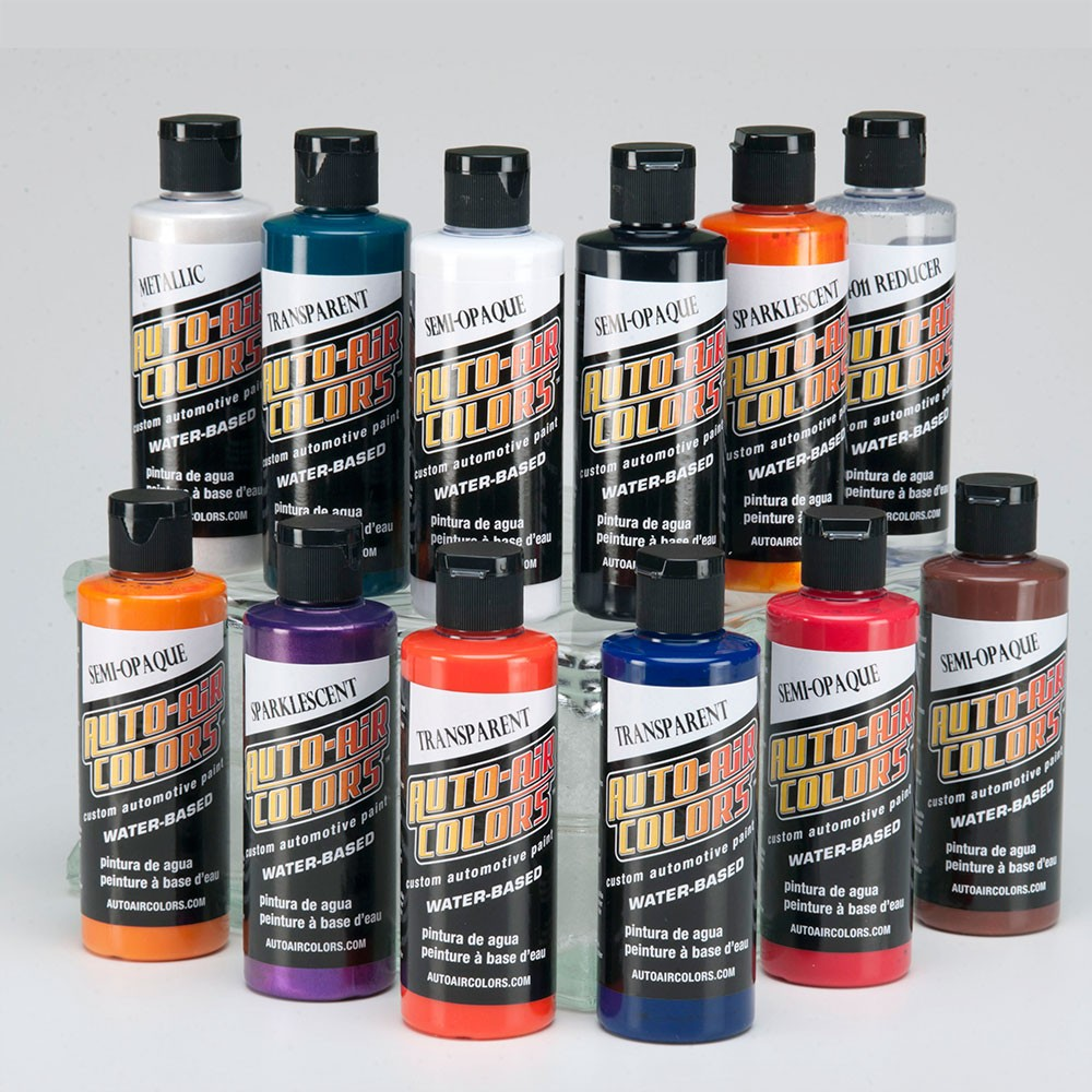 Auto Air Airbrush Colors