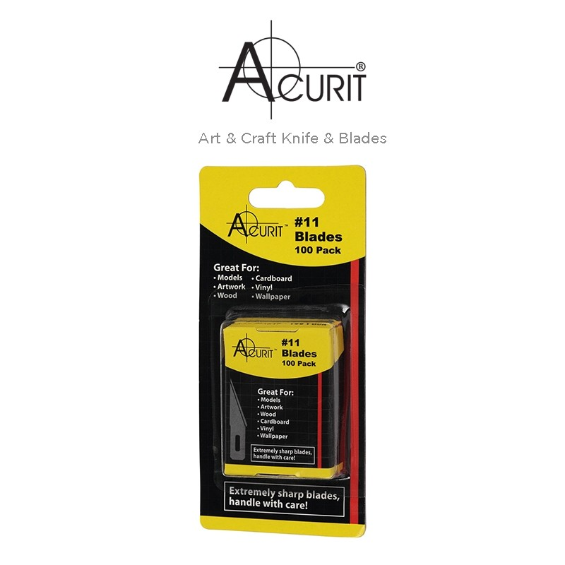 Art & Craft Replacement Knife Blades