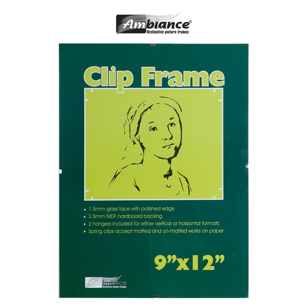 Ambiance Gallery Clip Frame