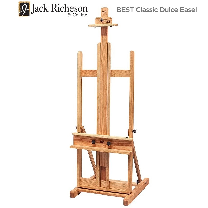 BEST Classic Dulce Easel by Jack Richeson 880200