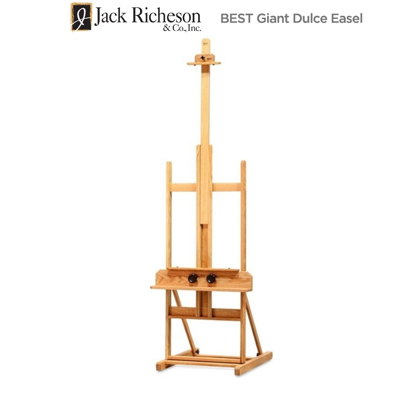 The BEST Giant Dulce Easel by Jack Richeson