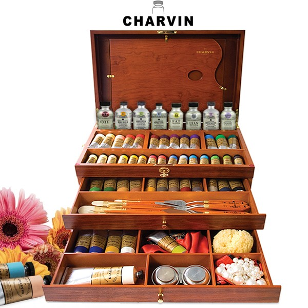 Charvin Extra Fine Oil Painting Sets