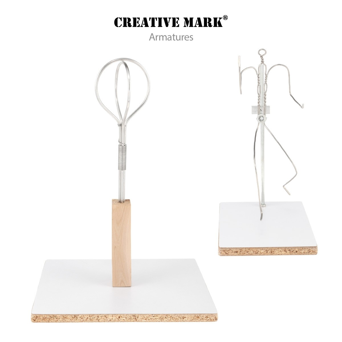Creative Mark Armatures