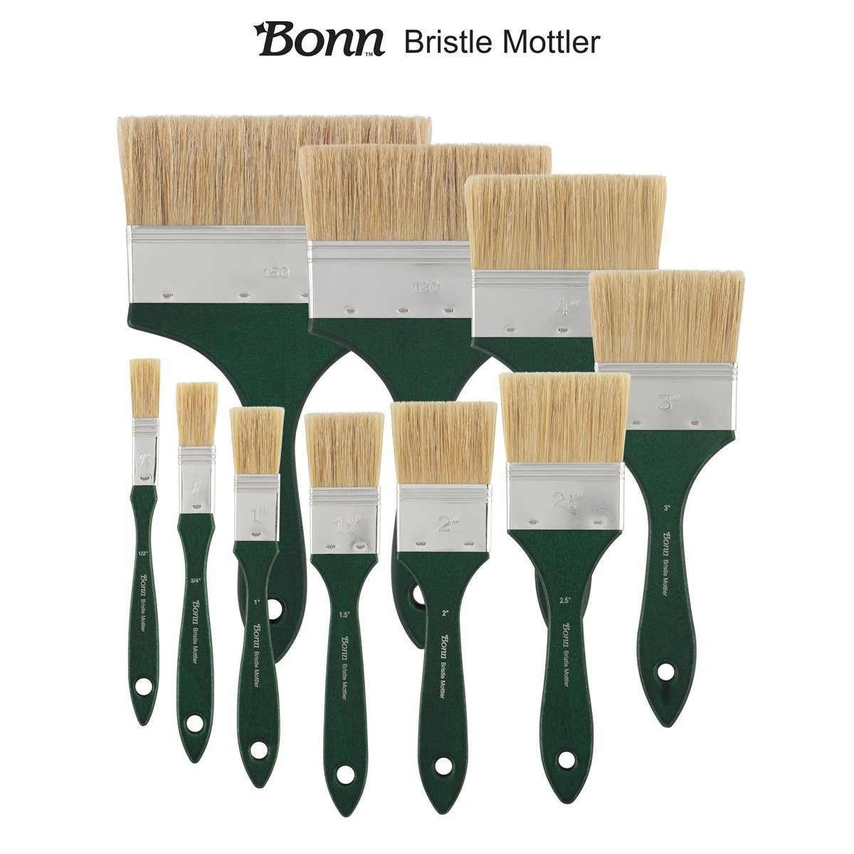 Creative Mark Bonn Bristle Blend Mottlers