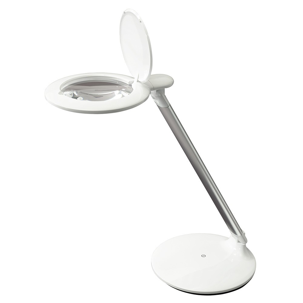Daylight Halo Magnifying Table Lamp