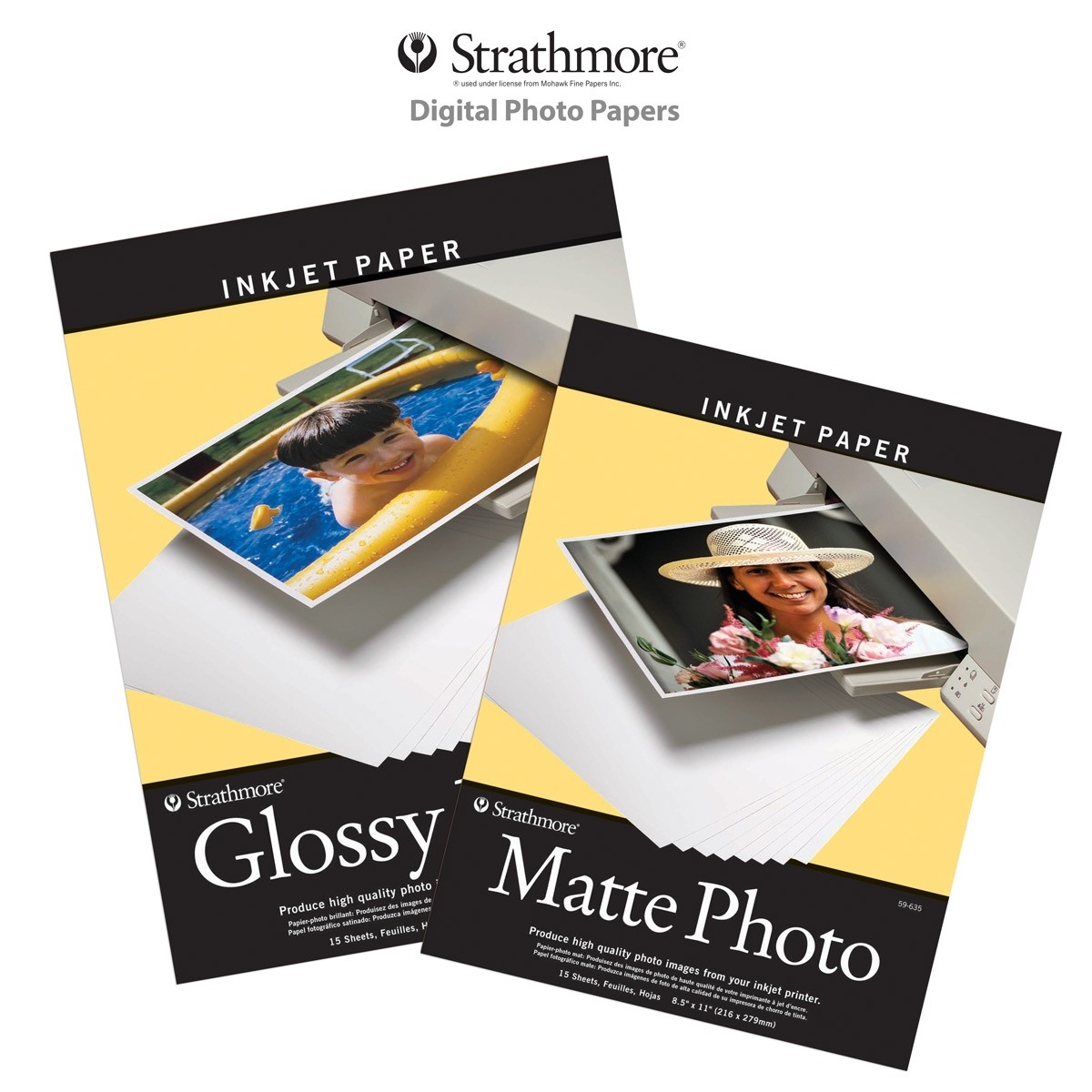 Strathmore Digital Photo Papers