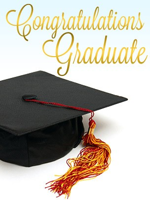 Graduation - Black Graduation Cap eGift Card